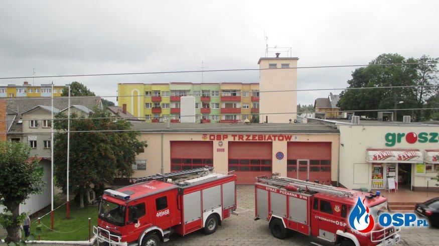 OGŁOSZENIE OSP Ochotnicza Straż Pożarna