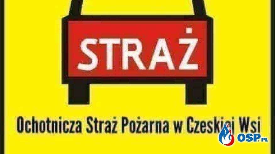 #11/2019 Pożar Stodoły w Miejscowości Żelazna gmina Grodków OSP Ochotnicza Straż Pożarna