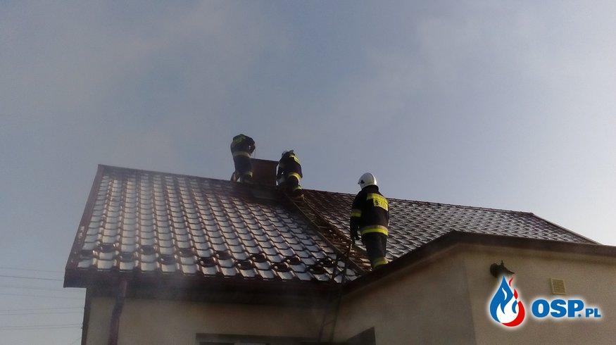 3 wyjazdy jednego dnia OSP Ochotnicza Straż Pożarna