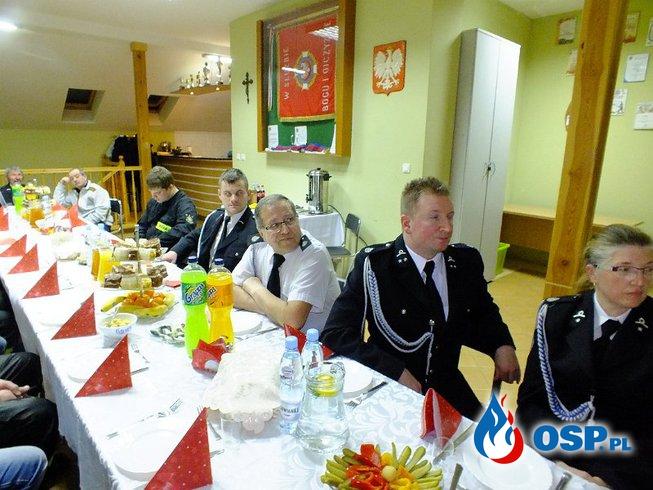 Walne Zebranie - luty 2016 OSP Ochotnicza Straż Pożarna