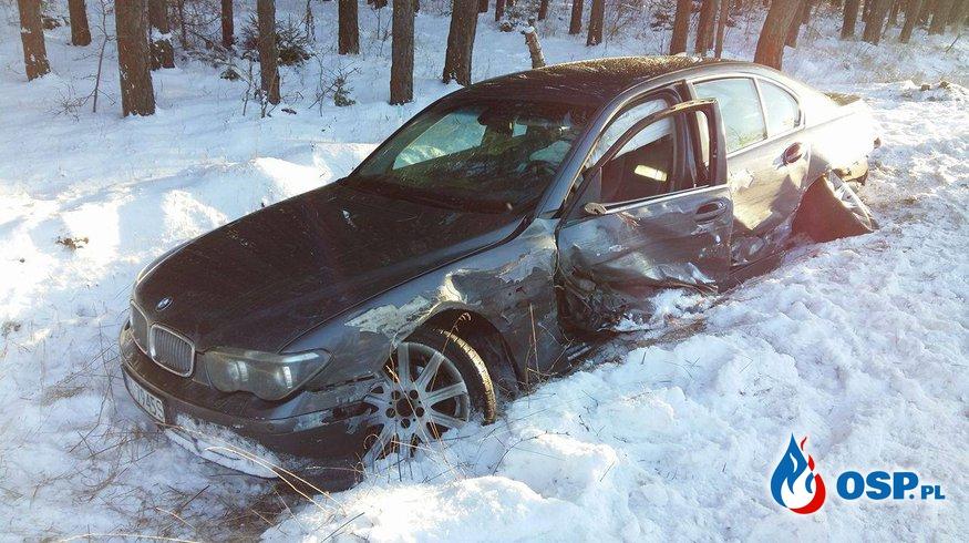 Wyjazd 05/2016 wypadek z udziałem 3 samochodów OSP Ochotnicza Straż Pożarna