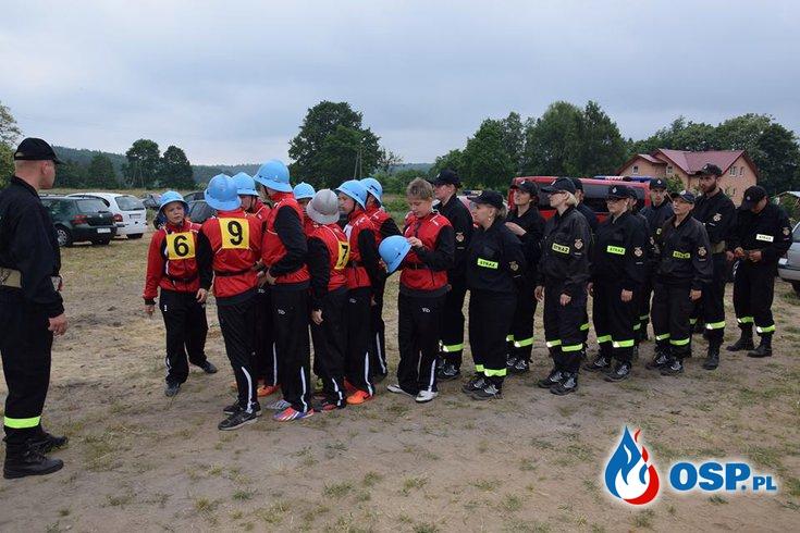 Zawody sportowo-pożarnicze 2015r. OSP Ochotnicza Straż Pożarna