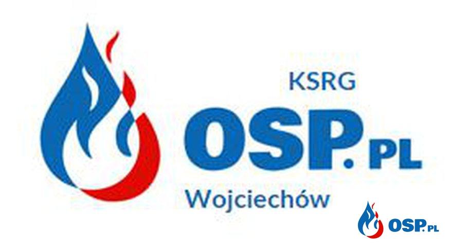 OSP KSRG Wojciechów na osp.pl OSP Ochotnicza Straż Pożarna