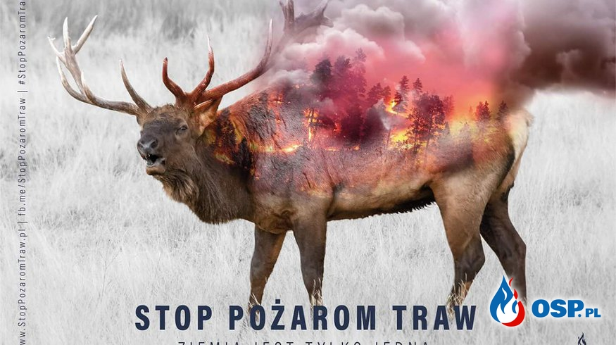 #StopPozaromTraw  OSP Ochotnicza Straż Pożarna