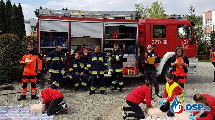 ZAKRES NASZYCH DZIAŁAŃ OSP Ochotnicza Straż Pożarna