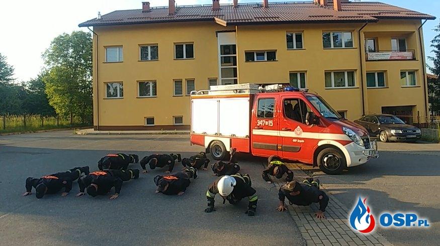 #GaszynChallenge - OSP Zręcin OSP Ochotnicza Straż Pożarna