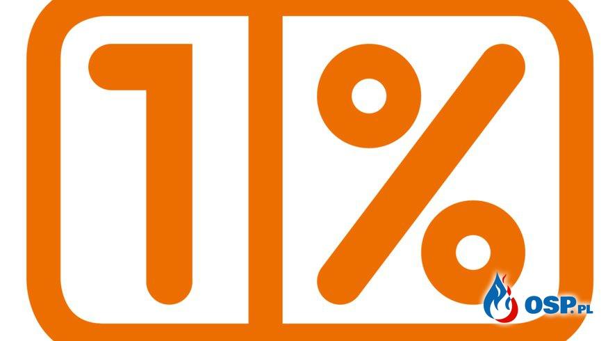 1% podatku dla OSP OSP Ochotnicza Straż Pożarna