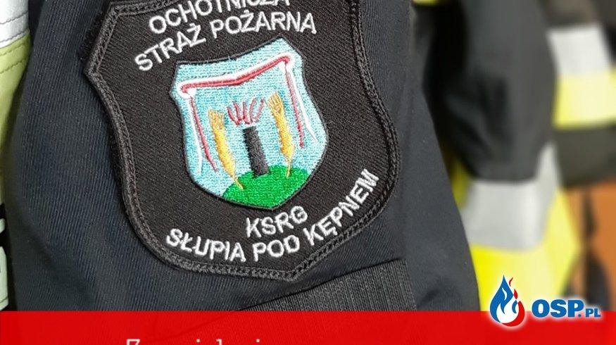 Informacja OSP Ochotnicza Straż Pożarna