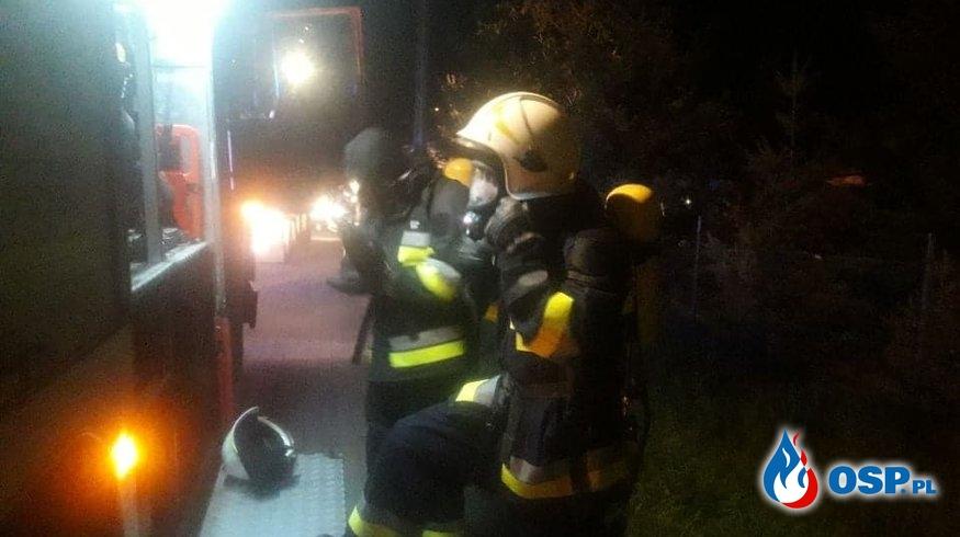 Strażak nie śpi, strażak czuwa ! OSP Ochotnicza Straż Pożarna