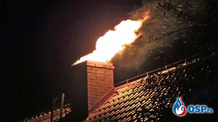 Pożar sadzy – przyczyny i zagrożenia OSP Ochotnicza Straż Pożarna