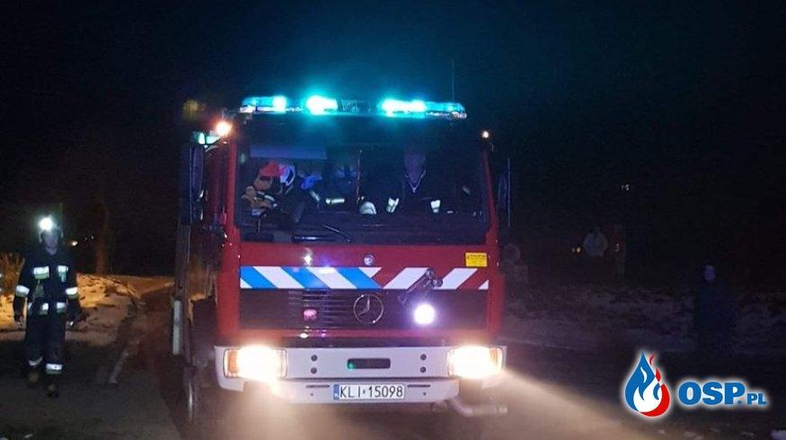 DWA ZDARZENIA OSP Ochotnicza Straż Pożarna