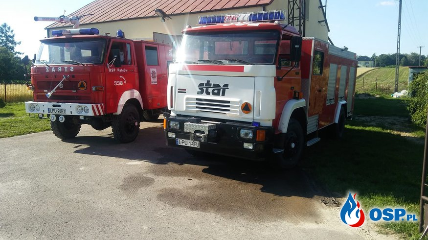 Umarł Star - niech żyje Star! OSP Ochotnicza Straż Pożarna