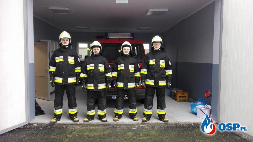V MANEWRY RATOWNICTWA MEDYCZNEGO OSP Ochotnicza Straż Pożarna