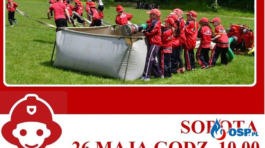 Zapraszamy na Gminne zawody sportowo-pożarnicze do Korzybia OSP Ochotnicza Straż Pożarna