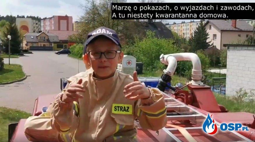 Mali strażacy ze Stąporkowa wzięli udział w Hot16Challenge2 OSP Ochotnicza Straż Pożarna