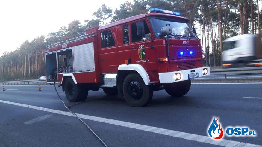 Zdarzenie 97/2018 OSP Ochotnicza Straż Pożarna