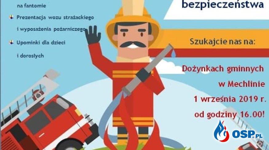 Zaproszenie na pokaz ratowniczy! OSP Ochotnicza Straż Pożarna