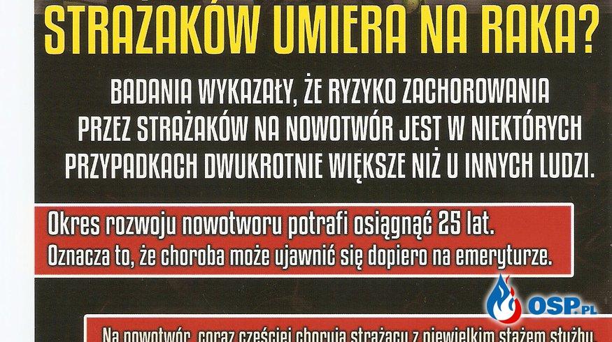 """""""ZDROWY RATOWNIK"""" OSP Ochotnicza Straż Pożarna"""