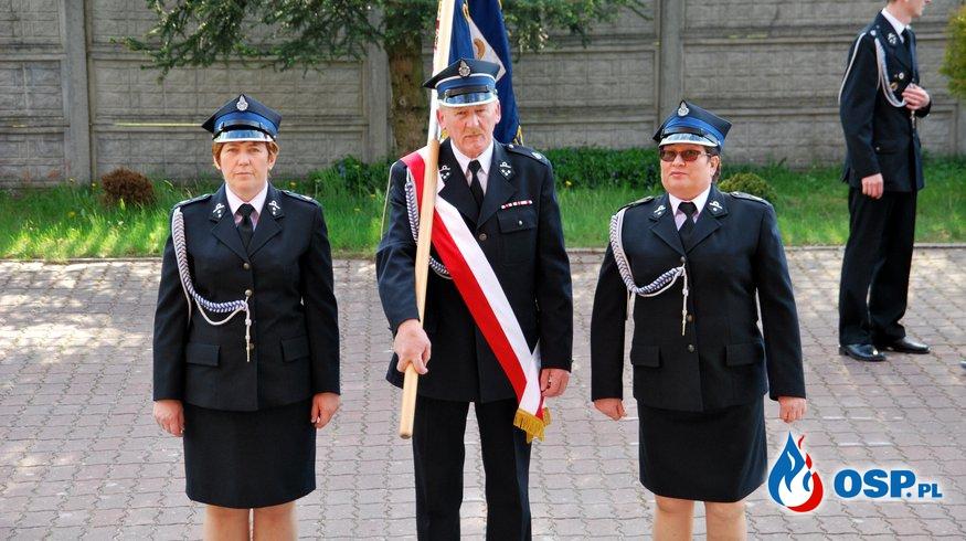 Uroczysta Msza w intencji  strażaków OSP Mroczków. - 13 Maja OSP Ochotnicza Straż Pożarna