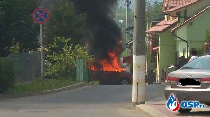 Dwa niebezpieczne pożary jednego dnia OSP Ochotnicza Straż Pożarna