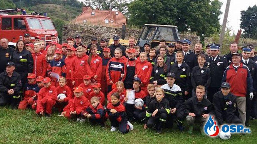 VI Memoriał Włodzimierza Respondka OSP Ochotnicza Straż Pożarna