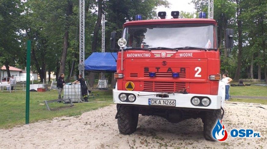 Lubawskie Dożynki 2019 OSP Ochotnicza Straż Pożarna
