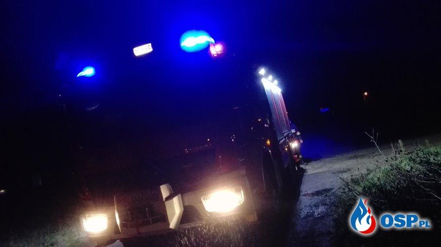 Pomoc Zespołowi Ratownictwa Medycznego OSP Ochotnicza Straż Pożarna