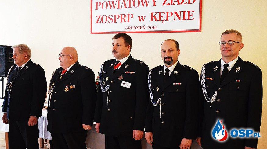 III Powiatowy Zjazd ZOSPRP w Kępnie OSP Ochotnicza Straż Pożarna