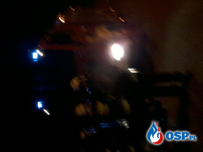 Pożar sadzy w Jasieńcu OSP Ochotnicza Straż Pożarna