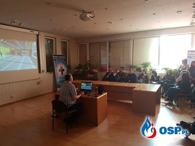 Wirtualna symulacja Medyczna OSP Ochotnicza Straż Pożarna