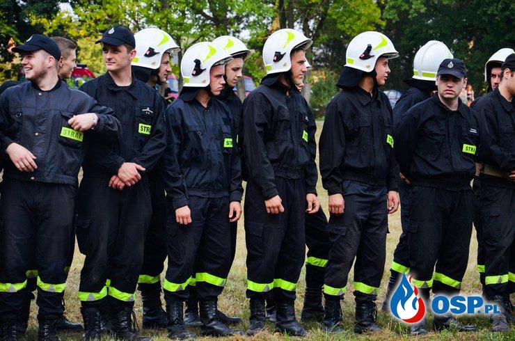 Zawody 2016 - II miejsce Ldzań ! OSP Ochotnicza Straż Pożarna