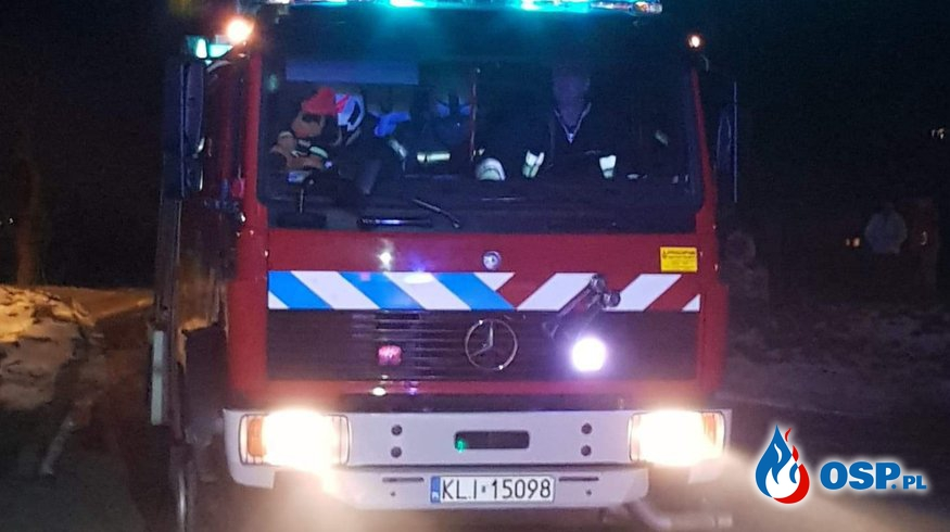 OTWARCIE MIESZKANIA OSP Ochotnicza Straż Pożarna