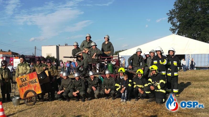130 lat OSP Krzanowice OSP Ochotnicza Straż Pożarna