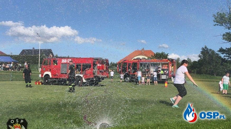 Festyn Rodzinny w Dziwiszowie! OSP Ochotnicza Straż Pożarna