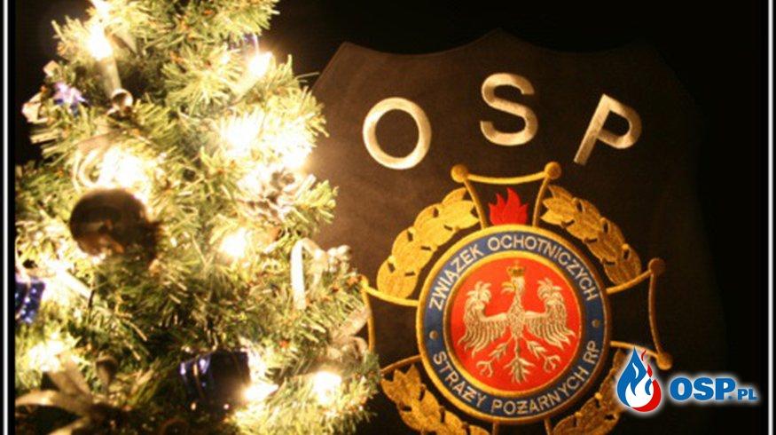 Święta,Święta.. OSP Ochotnicza Straż Pożarna