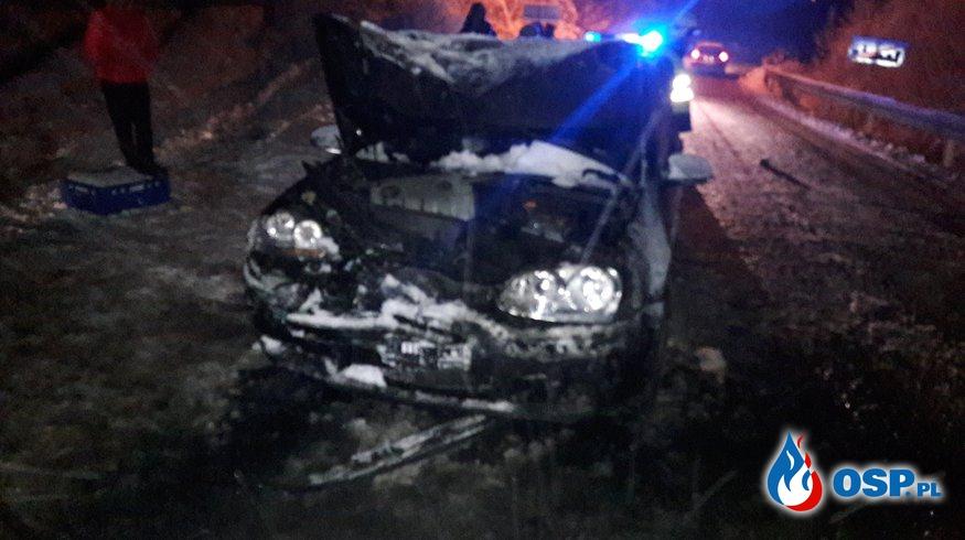Wypadek w Lubaszowej OSP Ochotnicza Straż Pożarna