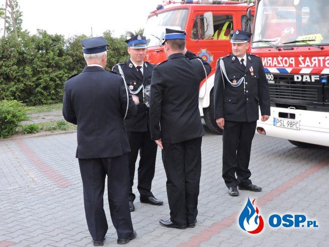 Niespodzianka dla naczelnika OSP Ochotnicza Straż Pożarna