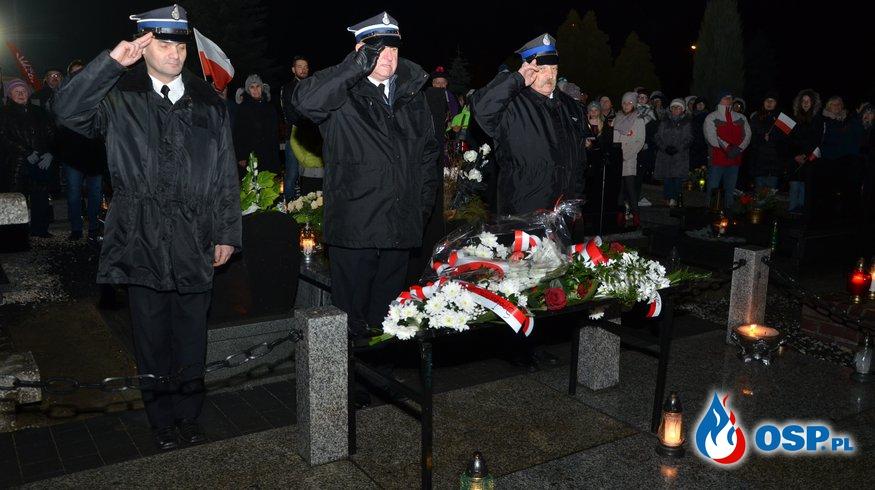27 grudnia 2018 - 100. Rocznica Powstania Wielkopolskiego - PAMIĘTAMY! OSP Ochotnicza Straż Pożarna