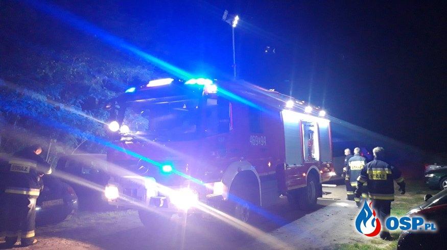 PRÓBA SAMOBÓJCZA OSP Ochotnicza Straż Pożarna