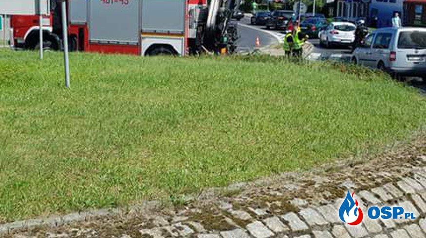 05.08-Zabezpieczenie jezdni i poszukiwania osoby zaginionej OSP Ochotnicza Straż Pożarna