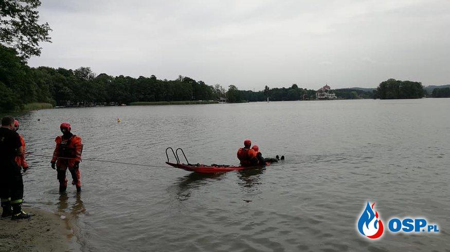 Warsztaty dla Ratowników OSP z zakresu Ratownictwa wodnego. OSP Ochotnicza Straż Pożarna