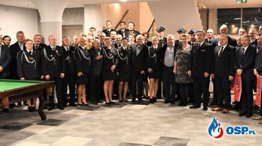 Zebranie sprawozdawcze OSP Ochotnicza Straż Pożarna