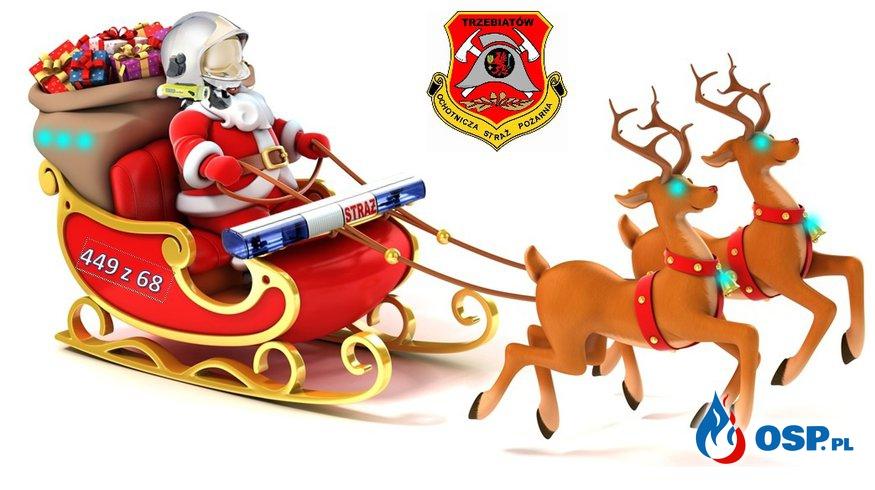 OGŁOSZENIA - Świąteczne !!! OSP Ochotnicza Straż Pożarna