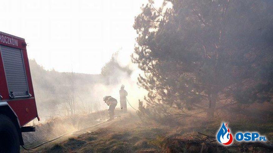 -Pracowita niedziela Strażaków z Mroczkowa - 3 pożary- OSP Ochotnicza Straż Pożarna