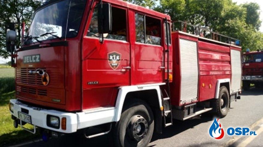 Ćwiczenia Kompanii Gaśniczej OSP Ochotnicza Straż Pożarna