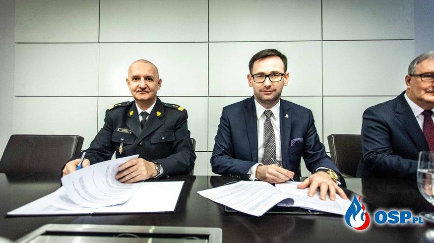 Strażacy OSP zatankują taniej na stacjach Orlen i Bliska OSP Ochotnicza Straż Pożarna