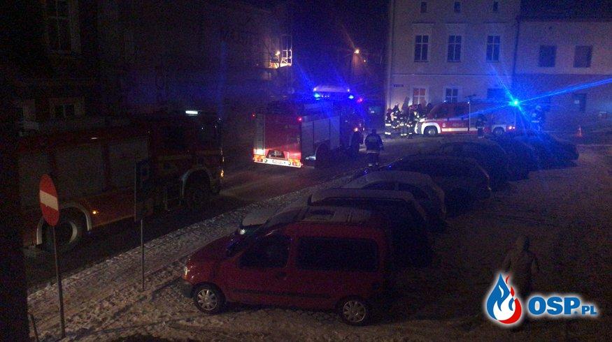 Wypadek autobusu w Białej – Kolejny wypadek dzisiejszego dnia OSP Ochotnicza Straż Pożarna