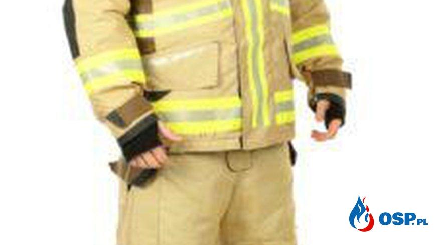 UBRANIE SPECJALNE BALLYCLARE XENON PRO - PBI X55 OSP Ochotnicza Straż Pożarna