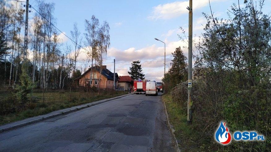 Uszkodzony gazociąg w Polanicy-Zdroju! [AKTUALIZACJA] OSP Ochotnicza Straż Pożarna