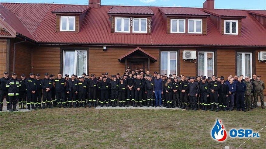 """Ćwiczenia ,,Niemirów 2019"""" OSP Ochotnicza Straż Pożarna"""